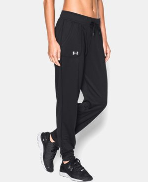 Women's UA Tech™ Pant Solid LIMITED TIME: FREE U.S. SHIPPING 1 Color $44.99