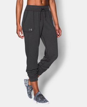 Women's UA Tech™ Pants LIMITED TIME OFFER 1 Color $31.49