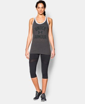 Best Seller Women's UA Favorite Graphic Tank LIMITED TIME: FREE SHIPPING 1 Color $24.99