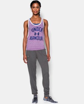 Best Seller Women's UA Favorite Graphic UNDER ARMOUR Tank   $24.99