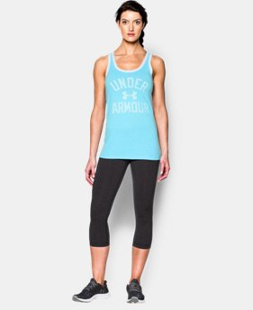 Women's UA Favorite Graphic Tank
