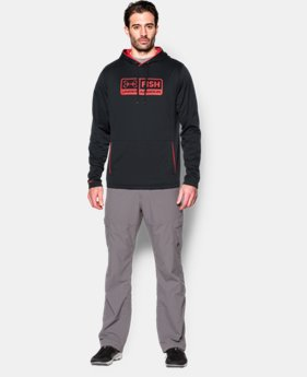 Men's UA Storm Dockside Hoodie LIMITED TIME: FREE SHIPPING 1 Color $64.99