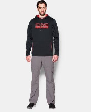 Men's UA Storm Dockside Hoodie LIMITED TIME: FREE U.S. SHIPPING 1 Color $54.99