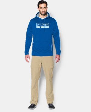 Men's UA Storm Dockside Hoodie  1 Color $64.99
