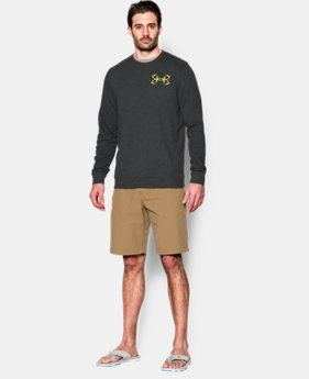 Men's UA Shoreline Crew  1 Color $54.99