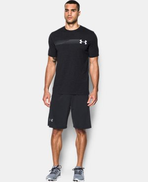 Best Seller Men's UA Fast Logo T-Shirt LIMITED TIME: FREE U.S. SHIPPING 1 Color $24.99