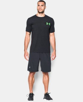 Men's UA Fast Logo T-Shirt LIMITED TIME: FREE SHIPPING 2 Colors $24.99