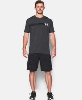 New Arrival  Men's UA Fast Logo T-Shirt LIMITED TIME: FREE SHIPPING  $27.99