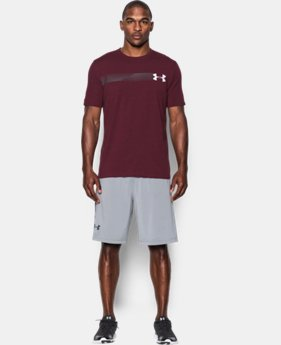 Best Seller Men's UA Fast Logo T-Shirt LIMITED TIME: FREE SHIPPING 1 Color $24.99
