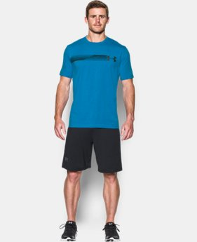 Men's UA Fast Logo T-Shirt  1 Color $18.99
