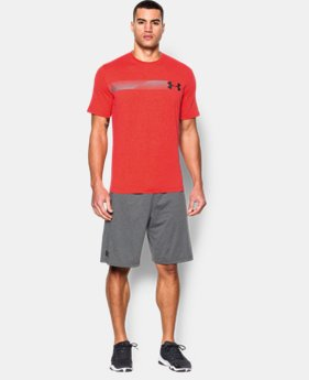 Best Seller Men's UA Fast Logo T-Shirt  2 Colors $24.99