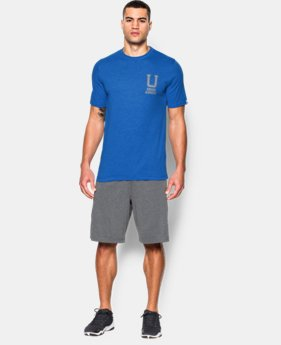 Men's UA Collegiate T-Shirt  1 Color $17.99