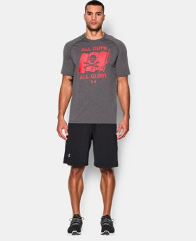 New Arrival  Men's UA All Guts All Glory T-Shirt   $32.99