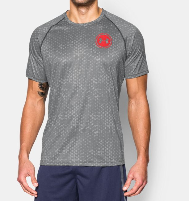 Men S Ua Scope Printed T Shirt Under Armour Us