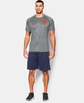 Men's UA Scope Printed T-Shirt LIMITED TIME: FREE SHIPPING 1 Color $27.99