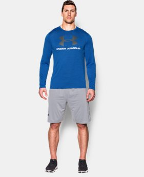 Men's UA Tech™ Sportstyle Long Sleeve T-Shirt