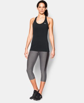 Women's UA HeatGear® Armour Racer Tank LIMITED TIME: FREE SHIPPING 1 Color $29.99