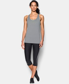 Women's UA HeatGear® Armour Racer Tank LIMITED TIME: FREE U.S. SHIPPING  $14.24 to $18.99