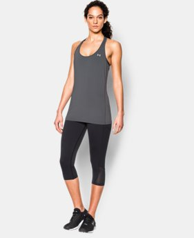 Women's UA HeatGear® Armour Racer Tank  1 Color $14.24