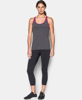 Women's UA HeatGear® Armour Racer Tank  3 Colors $29.99