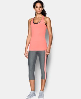 Best Seller Women's UA HeatGear® Armour Racer Tank  1 Color $17.99