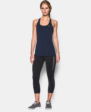 Women's UA HeatGear® Armour Racer Tank LIMITED TIME: FREE U.S. SHIPPING  $24.99