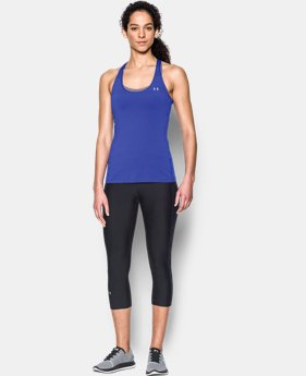 Women's UA HeatGear® Armour Racer Tank  1 Color $22.99 to $29.99