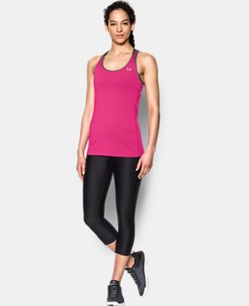 Best Seller  Women's UA HeatGear® Armour Racer Tank  3 Colors $22.49