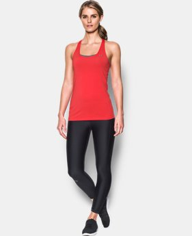 Women's UA HeatGear® Armour Racer Tank LIMITED TIME: FREE U.S. SHIPPING 2 Colors $24.99