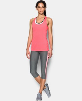 Best Seller Women's UA HeatGear® Armour Racer Tank  1 Color $24.99