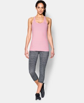Best Seller  Women's UA HeatGear® Armour Racer Tank  1 Color $22.99