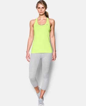 Best Seller  Women's UA HeatGear® Armour Racer Tank  1  Color Available $29.99
