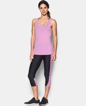 Best Seller Women's UA HeatGear® Armour Racer Tank  1 Color $18.74
