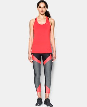Best Seller  Women's UA HeatGear® Armour Racer Tank  1 Color $22.49