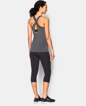 Women's UA CoolSwitch Tank LIMITED TIME: FREE U.S. SHIPPING 1 Color $20.24 to $26.99
