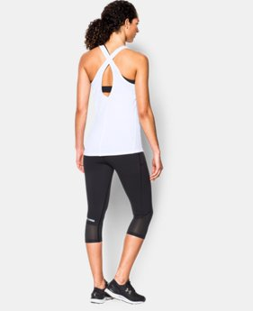 Women's UA CoolSwitch Tank LIMITED TIME: FREE SHIPPING 1 Color $29.99 to $39.99