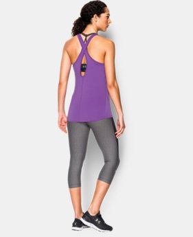Women's UA CoolSwitch Tank  3 Colors $29.99