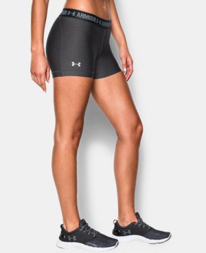 "Women's UA HeatGear® Armour 3"" Shorty  1 Color $22.99 to $29.99"