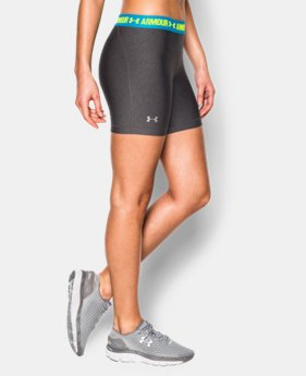 "Women's UA HeatGear® Armour 5"" Mid  1 Color $22.99"