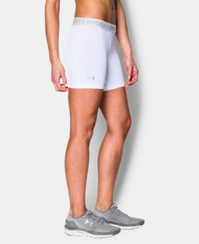 "Women's UA HeatGear® Armour 5"" Mid  2 Colors $22.99"