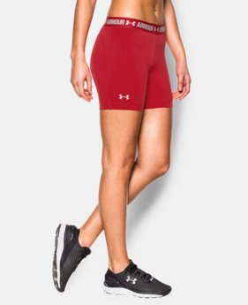 "Women's UA HeatGear® Armour 5"" Mid   $22.99"