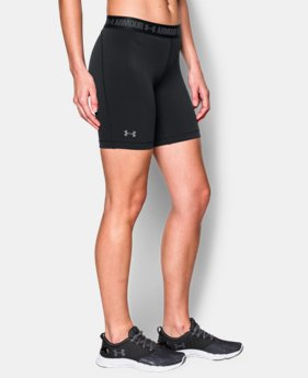 "Women's UA HeatGear® Armour 7"" Long  1 Color $12.74"