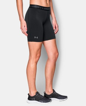 "Women's UA HeatGear® Armour 7"" Long  1 Color $29.99"