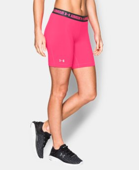 "Women's UA HeatGear® Armour 7"" Long  1 Color $17.99"