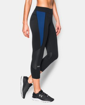 Women's UA HeatGear® Armour Crop  2 Colors $28.49