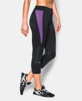 Women's UA HeatGear® Armour Crop