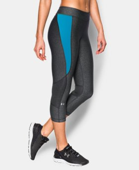 Women's UA HeatGear® Armour Crop  1 Color $25.49
