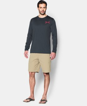 Men's UA Fishing Long Sleeve T-Shirt  1 Color $29.99