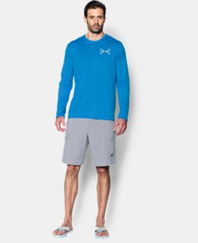 Men's UA Fishing Long Sleeve T-Shirt LIMITED TIME: FREE SHIPPING 1 Color $29.99