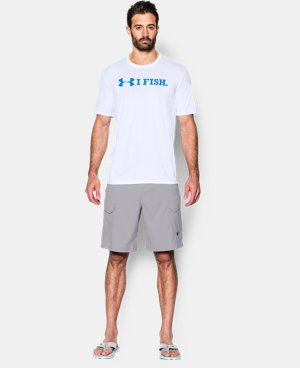 Men's UA I Fish T-Shirt LIMITED TIME: FREE SHIPPING 1 Color $22.99